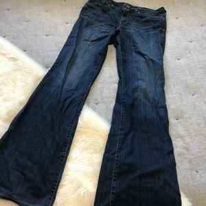 Chip & pepper flare dark wash jeans sz.32